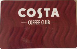 Costa Loyalty Card