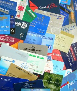 Loyalty cards under loyalty Schemes