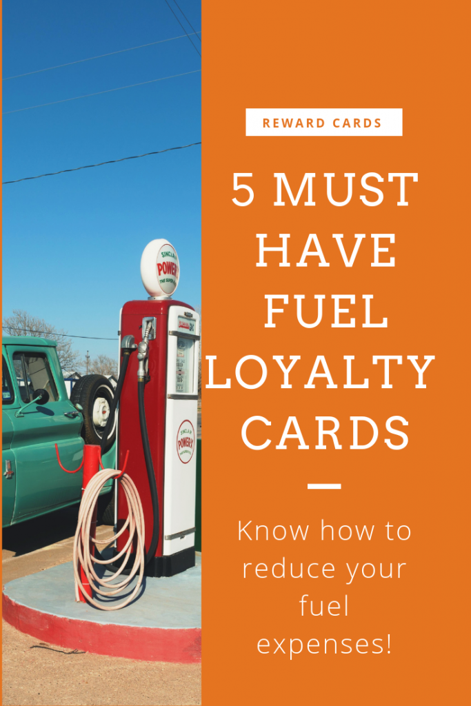 fuel loyalty cards- reward cards app