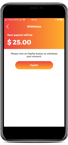 Reward Coins Withdraw
